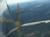 Piper Pawnee Towing a Glider to 5000 AGL at Dansville