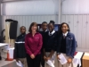 Aviation Expo 2012: Susan with area students