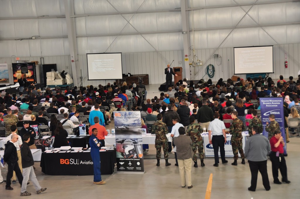 PROJET AVIATION'S 10TH ANNUAL AVIATION EDUCATION AND CAREER EXPO